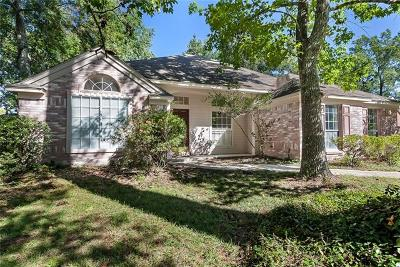 Single Family Home For Sale: 2008 Red Oak Lane