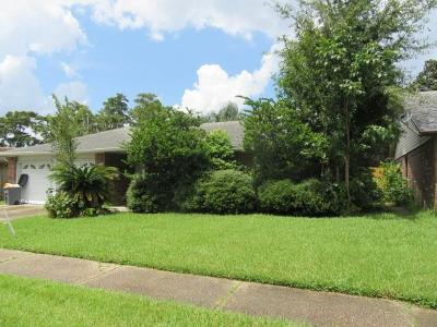 Harvey Single Family Home For Sale: 4032 Post Drive