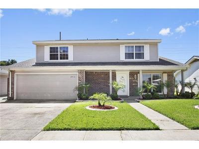 Harvey Single Family Home For Sale: 3913 Nathan Kornman Drive