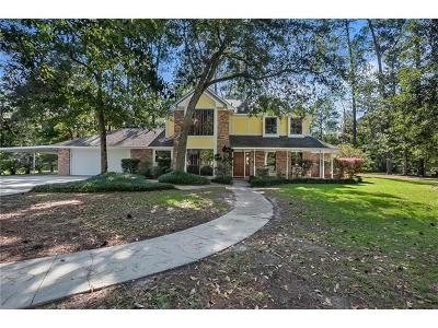 Slidell Single Family Home Pending Continue to Show: 405 Starling Drive