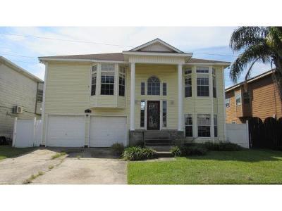 Gretna Single Family Home For Sale: 228 Southwood Drive