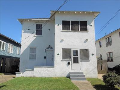 New Orleans LA Multi Family Home For Sale: $350,000