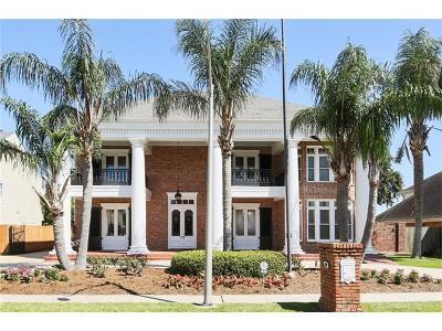 Kenner Single Family Home For Sale: 60 Verde Street