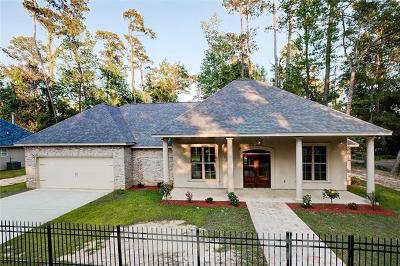 Single Family Home For Sale: 1401 Jackson Street