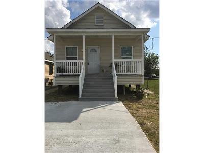 Westwego Single Family Home For Sale: 105 Farman Street