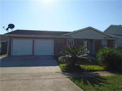 Harvey Single Family Home For Sale: 3144 Barbwood Drive