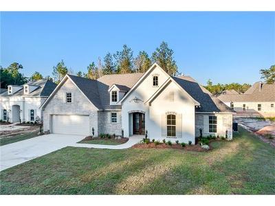 Single Family Home For Sale: 1317 Destin Street
