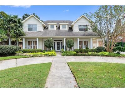 Kenner Single Family Home For Sale: 174 Chateau Latour Drive