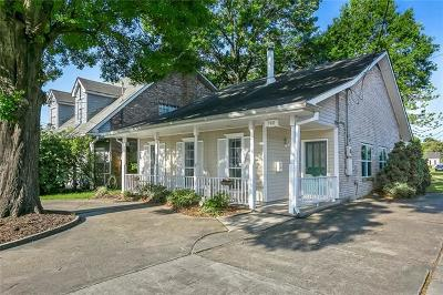 Metairie Single Family Home For Sale: 548 Bonnabel Boulevard