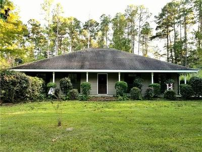 Single Family Home For Sale: 23082 Nelita Road