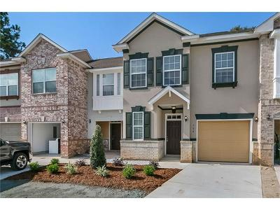 Madisonville Townhouse For Sale: 134 White Heron Drive