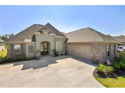 Madisonville Single Family Home For Sale: 1045 Cypress Crossing Drive