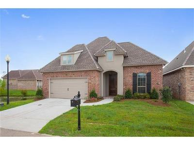 Madisonville Single Family Home For Sale: 101 St Calais Place