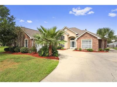 Slidell Single Family Home For Sale: 1012 Clipper Drive