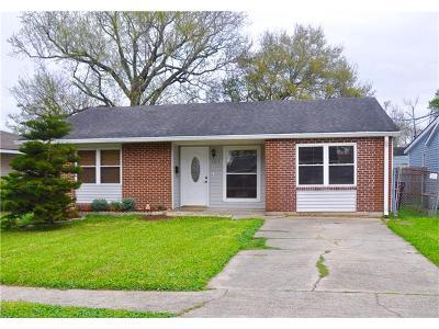 Single Family Home For Sale: 3812 Colorado Avenue