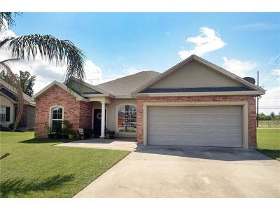 Marrero Single Family Home For Sale: 2937 Monica Lane