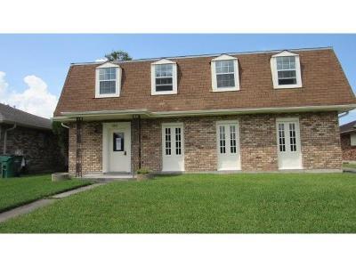 Harvey Single Family Home For Sale: 2256 Hampton Drive