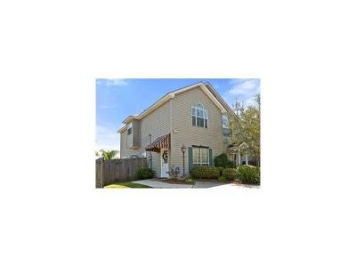 Destrehan Townhouse For Sale: 310 Ormond Meadows Drive #A