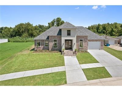 Mereaux, Meraux Single Family Home For Sale: 3205 Story Park Boulevard