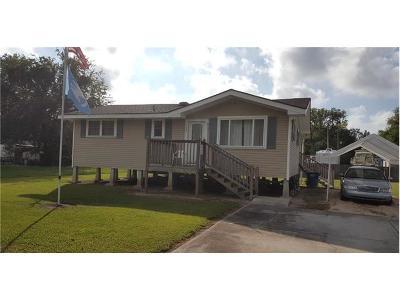 Destrehan Single Family Home Pending Continue to Show: 134 Annex Street
