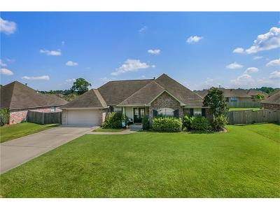 Madisonville Single Family Home Pending Continue to Show: 508 Seabiscuit Loop