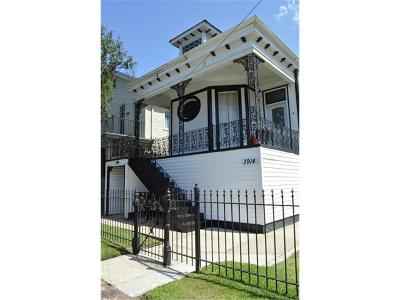 New Orleans Multi Family Home For Sale: 3914 Camp Street