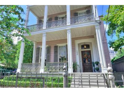 New Orleans Single Family Home For Sale: 1530 First Street