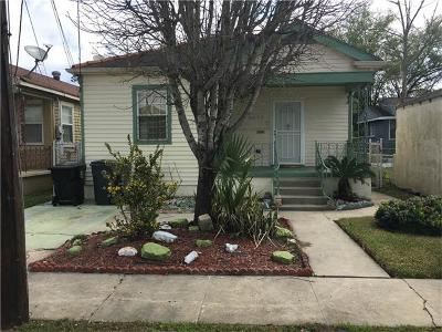 New Orleans Single Family Home For Sale: 2615 New Orleans Street