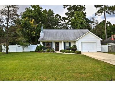 Single Family Home Pending Continue to Show: 138 Lazy Creek Drive