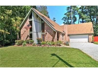 Single Family Home For Sale: 1319 Monroe Street