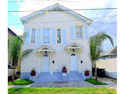 New Orleans Multi Family Home For Sale: 7026 Pritchard Place