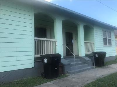 New Orleans Multi Family Home For Sale: 1802 Music Street