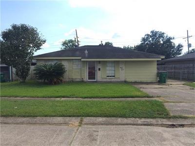 Gretna Single Family Home For Sale: 2840 Glenbrook Drive
