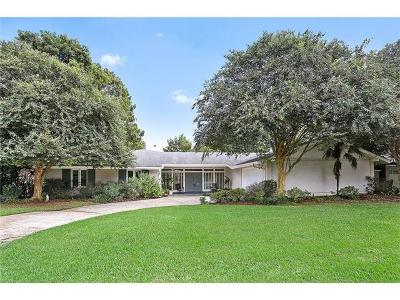 Gretna Single Family Home For Sale: 20 Colony Road