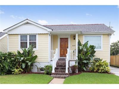 New Orleans Single Family Home For Sale: 6419 General Diaz Street