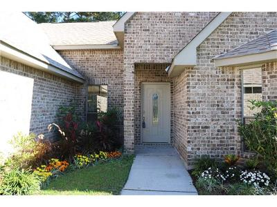 Madisonville Single Family Home For Sale: 200 Highland Oaks North Drive