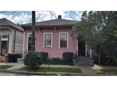 New Orleans Multi Family Home For Sale: 1468 N Prieur Street