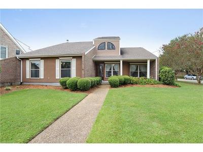 Kenner Single Family Home Pending Continue to Show: 2729 Sear Drive