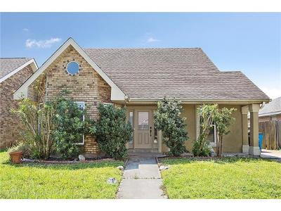 Mereaux, Meraux Single Family Home Pending Continue to Show: 4424 Lamarque Drive