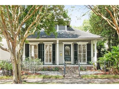 New Orleans Single Family Home For Sale: 1020 Constantinople Street