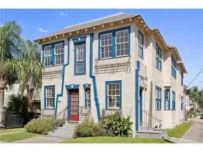 New Orleans LA Multi Family Home For Sale: $425,900