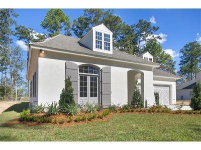 Covington Single Family Home For Sale: 1117 Delta Lane