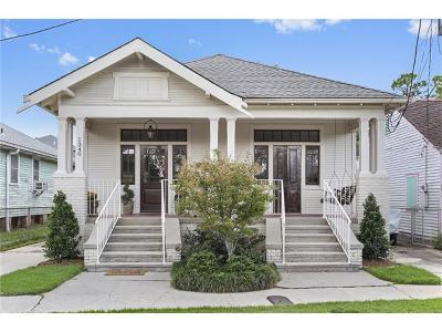 New Orleans Single Family Home Pending Continue to Show: 5348 Laurel Street
