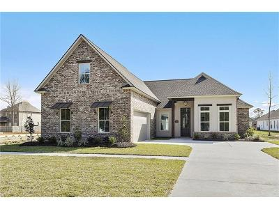 Madisonville Single Family Home For Sale: 512 Tumble Creek Drive