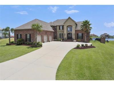 Slidell Single Family Home For Sale: 2274 Sunset Boulevard