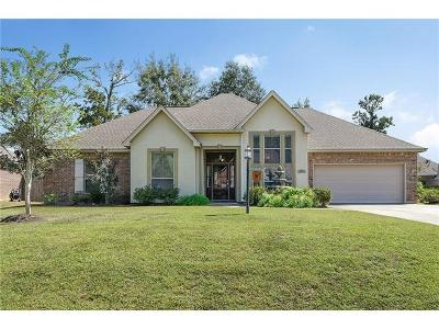 Madisonville Single Family Home For Sale: 665 Timberwood Loop