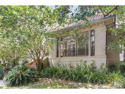 New Orleans Single Family Home For Sale: 2736 Jefferson Avenue