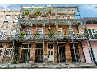 French Quarter Condo For Sale: 526 Madison Street #2D