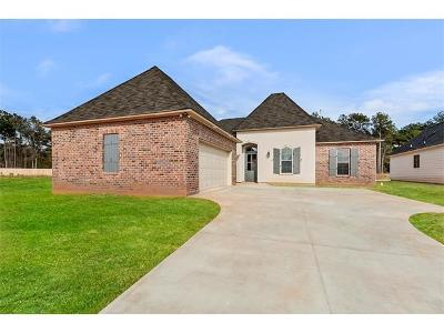 Madisonville Single Family Home For Sale: 1308 Audubon Parkway