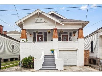Single Family Home For Sale: 805 Pacific Avenue